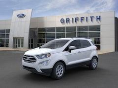 2020 Ford EcoSport SE Front-wheel Drive Crossover
