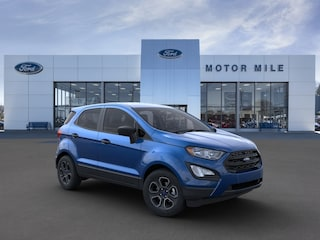New 2020 Ford EcoSport S SUV in Christiansburg, VA
