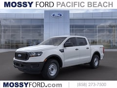 2020 Ford Ranger XL XL 4WD SuperCrew 5 Box for sale in San Diego at Mossy Ford