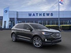 2020 Ford Edge Titanium SUV 2FMPK4K93LBB28534
