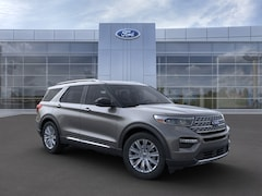 New 2021 Ford Explorer Limited SUV 1FMSK8FH2MGA13534 in Rochester, New York, at West Herr Ford of Rochester