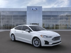 New 2020 Ford Fusion SE Sedan 3FA6P0LU3LR163434 in Rochester, New York, at West Herr Ford of Rochester