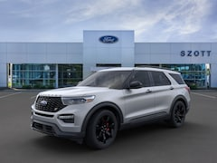 New 2021 Ford Explorer ST SUV for sale in Holly, MI