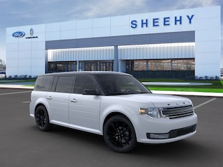 New 2019 Ford Flex SEL SUV in Ashland, VA
