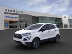 New 2020 Ford EcoSport S Crossover for sale near Scranton, PA