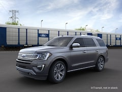 New 2021 Ford Expedition Platinum SUV For Sale in Steamboat Springs, CO