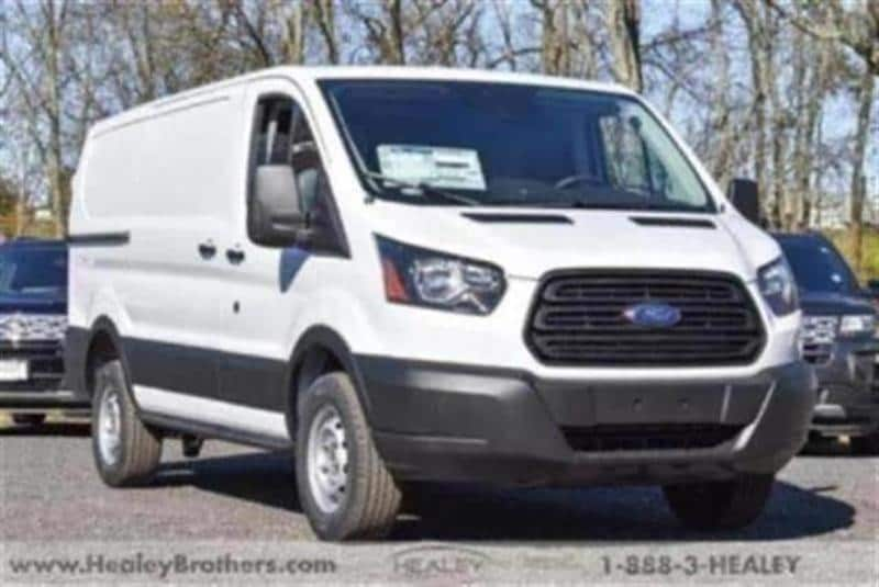 2019 Ford Transit Cargo Van Low Roof Regular Wheelbase