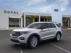 2020 Ford Explorer XLT SUV for sale in Jacksonville at Duval Ford
