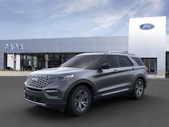 2020 Ford Explorer Platinum SUV For Sale in El Paso