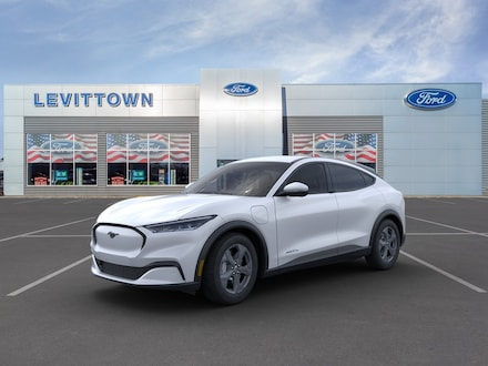 Featured New 2021 Ford Mustang Mach-E Select SUV for Sale in Levittown, NY