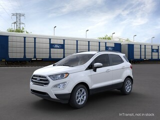2020 Ford EcoSport SE 4WD Crossover