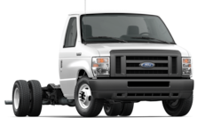 2019 Ford E-350SD 15FT BOX/Ramp Cab/Chassis