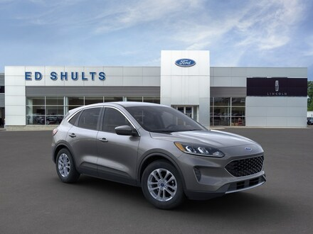 Featured New 2021 Ford Escape SE SUV for Sale in Jamestown, NY