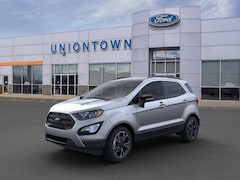 New 2020 Ford EcoSport SES AWD SES  Crossover for Sale in Uniontown, PA