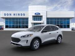 New 2020 Ford Escape S S FWD in Fishers, IN