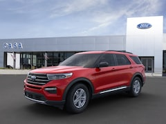New 2021 Ford Explorer XLT SUV 210027 in El Paso, TX