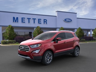 New 2020 Ford EcoSport Titanium SUV for sale in Metter, GA