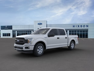 2020 Ford F-150 XL Truck SuperCrew Cab All-Wheel Drive