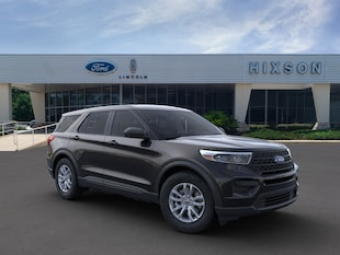 2020 Ford Explorer Explorer SUV Rear Wheel Drive