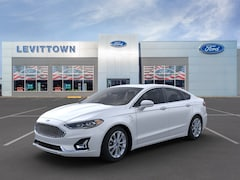 New 2020 Ford Fusion Energi Titanium Manager Demo Sedan 3FA6P0SU4LR258747 in Long Island