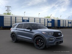 New 2021 Ford Explorer ST SUV in Jamestown, NY