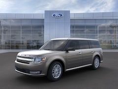New 2019 Ford Flex SEL Crossover 2FMGK5C88KBA26611 in Rochester, New York, at West Herr Ford of Rochester