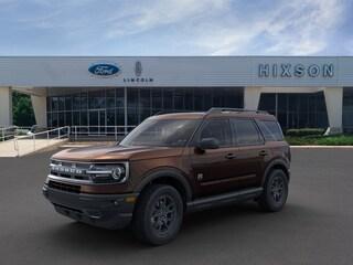 2021 Ford Bronco Sport Big Bend SUV 4x4