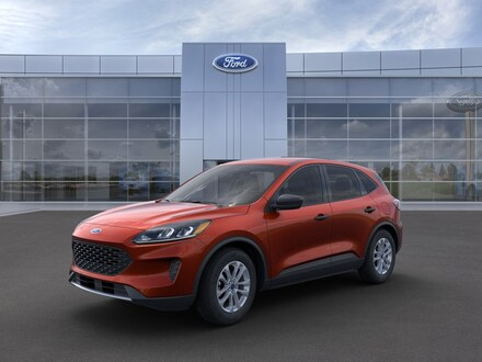 Featured new 2021 Ford Escape S SUV for sale in Mexia, TX