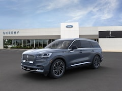 New 2021 Lincoln Aviator Reserve SUV for sale in Springfield, VA