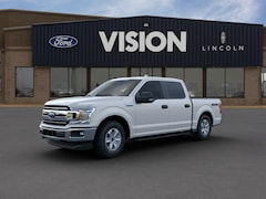 2019 Ford F-150 XLT 4x4 SuperCrew Cab Styleside 5.5 ft. box 145 in Truck SuperCrew Cab