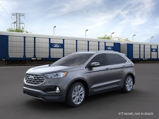 New 2020 Ford Edge Titanium Crossover For Sale Great Bend KS