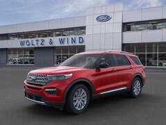 2020 Ford Explorer Limited SUV 1FMSK8FH0LGA60012