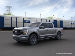 2021 Ford F-150 LARIAT (LARIAT 4WD SuperCrew 5.5 Box) Truck SuperCrew Cab