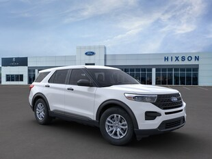 2020 Ford Explorer Explorer SUV Rear Wheel Drive