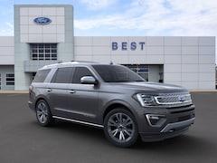 New 2020 Ford Expedition Platinum SUV Nashua, NH