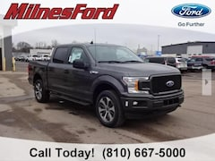 New 2020 Ford F-150 STX Truck SuperCrew Cab 1FTEW1EP9LFA61932 for sale in Imlay City