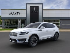 New 2020 Lincoln Nautilus Black Label Crossover in Detroit