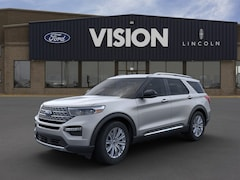 2021 Ford Explorer Limited 4x4 SUV