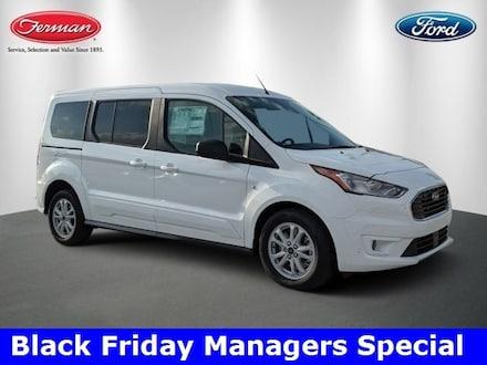 2020 Ford Transit Connect Commercial XLT Passenger Wagon Wagon Passenger Wagon LWB
