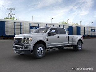 2021 Ford F-450 Platinum Truck