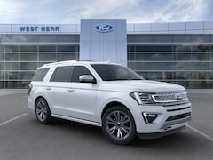 New 2021 Ford Expedition Platinum SUV FHX210487 in Getzville, NY