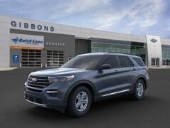 New 2021 Ford Explorer XLT SUV for sale near Scranton, PA