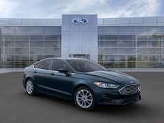 New 2020 Ford Fusion SE Sedan 3FA6P0LU0LR123375 in Rochester, New York, at West Herr Ford of Rochester