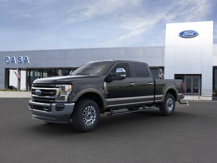 Featured New 2021 Ford F-250 Truck for Sale in El Paso, TX