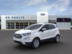 New 2020 Ford EcoSport SE SUV in Jamestown, NY