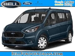 2020 Ford Transit Connect XLT Wagon FWD
