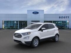 New 2020 Ford EcoSport SE SUV in Holly, MI