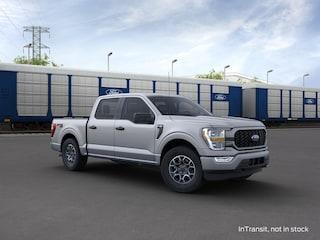 New 2021 Ford F-150 XL Truck SuperCrew Cab in Christiansburg, VA