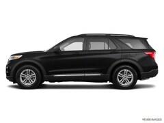 2020 Ford Explorer XLT 202A 4WD SUV near Boston