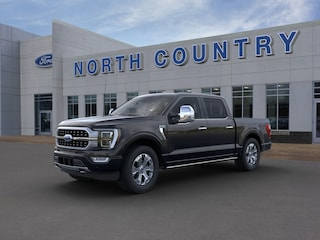 2021 Ford F-150 Platinum Platinum 4WD SuperCrew 5.5 Box